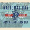 Fort Worth Stockyards National Day of the American Cowboy 2015
