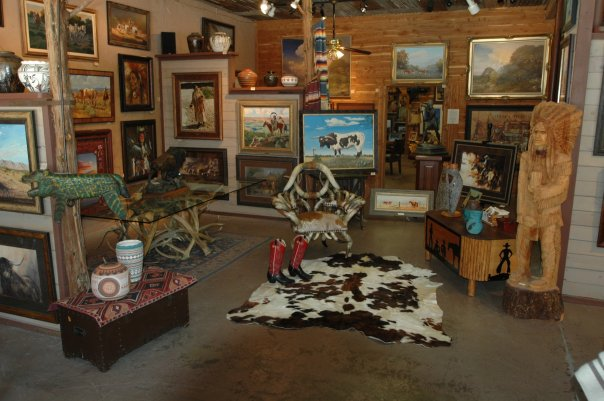 Adobe Western Art Gallery Fort Worth Stockyards
