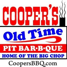 Coopers Old Time Pit Bar B Que