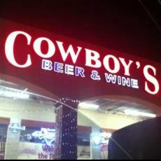 Cowboys Beer Barn