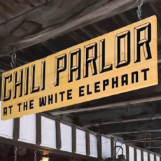 Chili Parlor at White Elephant Saloon