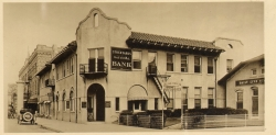 Stockyards National Bank, in 1932